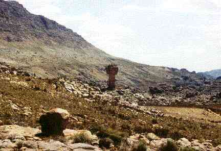 Cederberg, the Maltese cross